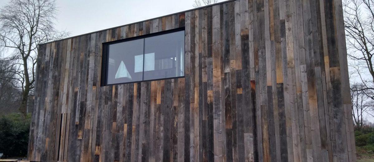 """Nieuwbouwwoning in houtskelet - Project """"Klosse"""""""